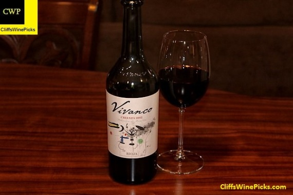 2012 Dinastía Vivanco Rioja Crianza Selección de Familia