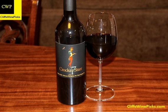 2014 Crocker & Starr Malbec Casali 7th Edition