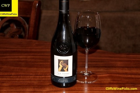 2014 Two Hands Shiraz Angels Share