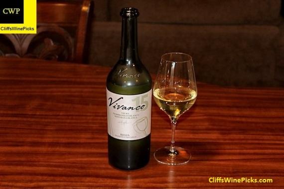2015 Dinastía Vivanco Rioja Blanco