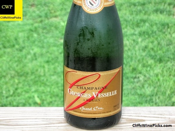 NV Georges Vesselle Champagne Brut Grand Cru