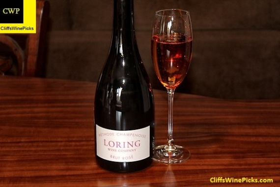 2009 Loring Wine Company Brut Rosé Late Disgorged