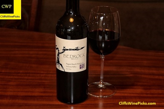 2010 Bedrock Wine Co. Heirloom Wine Pagani Ranch