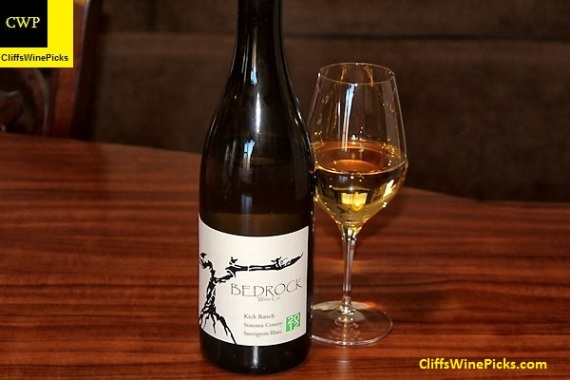 2012 Bedrock Wine Co. Sauvignon Blanc Kick Ranch