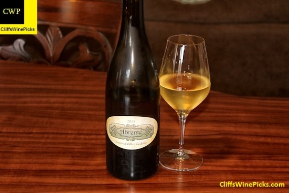 2013 Bedrock Wine Co. Godello Abrente
