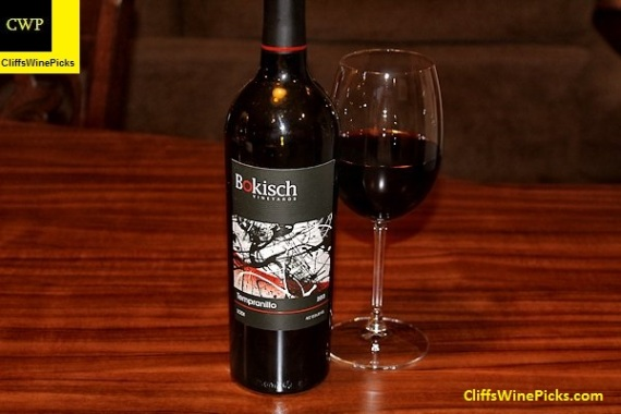 2013 Bokisch Vineyards Tempranillo