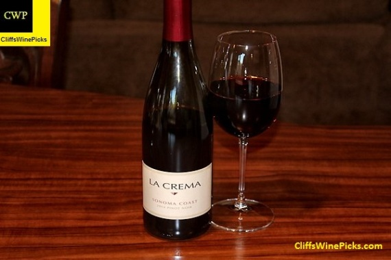 2013 La Crema Pinot Noir Sonoma Coast