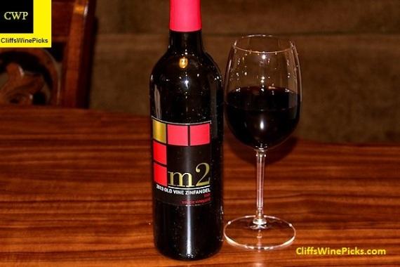 2013 M2 Vintners Zinfandel Old Vine Soucie Vineyard