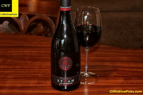 2013 Michael-David Vineyards Syrah 6th Sense Lodi