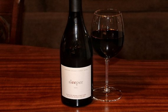 2013 Sleeper Pinot Noir Wohler Road Vineyard