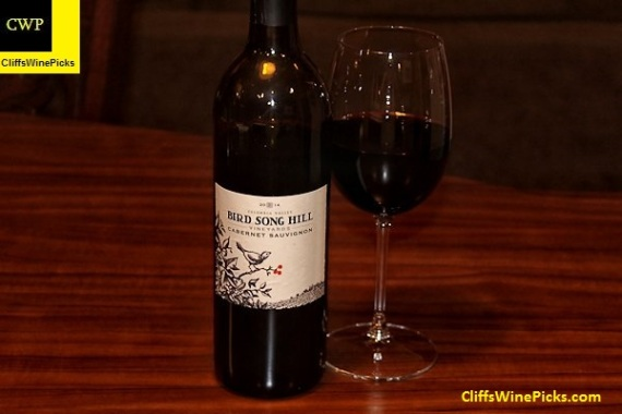 2014 Bird Song Hill Vineyards Cabernet Sauvignon Columbia Valley