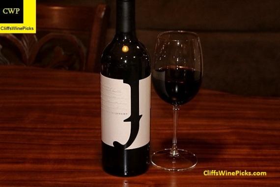 2014 Jeremy Wine Company Zinfandel Old Vine Lodi