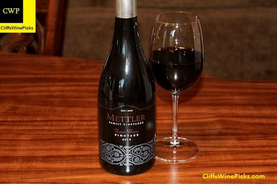 2014 Mettler Family Vineyards Pinotage Lodi