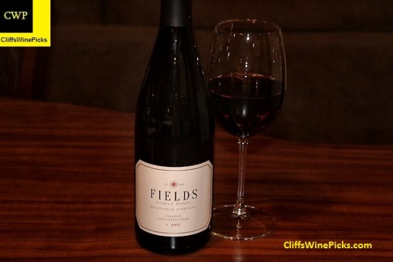 2015 Fields Family Wines Cinsault Bechthold Vineyard