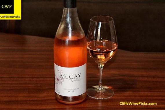 2015 McCay Cellars Rosé