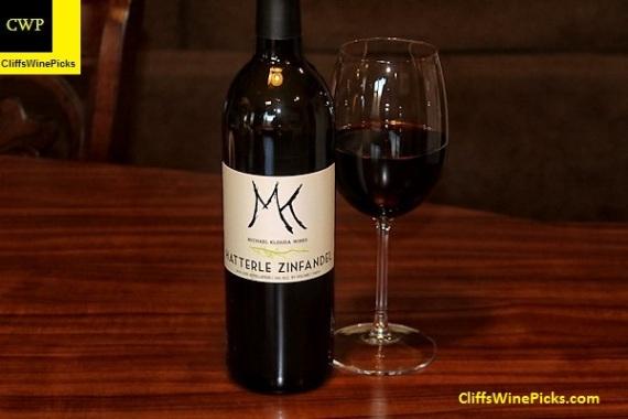 2015 Michael Klouda Wines Hatterle Zinfandel Lodi