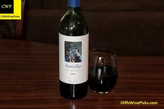 2008 Andrew Will Sorella