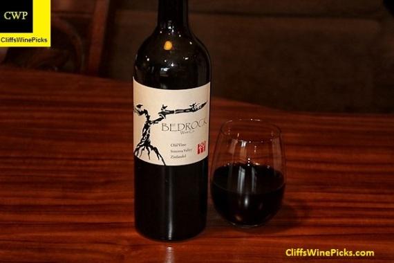 2011 Bedrock Wine Co. Zinfandel Old Vine