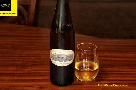 2013 Bedrock Wine Co. Albarino Abrente