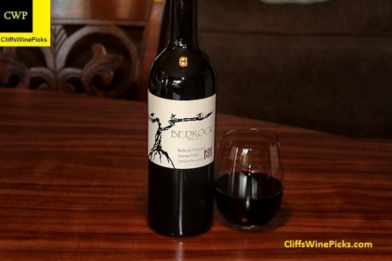 2009 Bedrock Wine Co. Cabernet Sauvignon Bedrock Vineyard