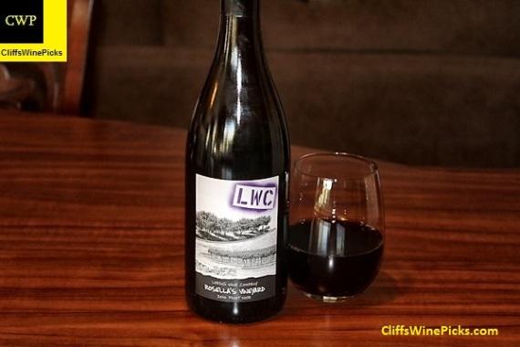 2010 Loring Wine Company Pinot Noir Rosella's Vineyard