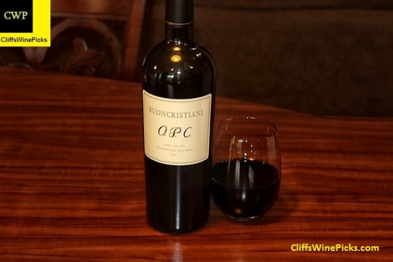2011 Buoncristiani OPC Proprietary Red