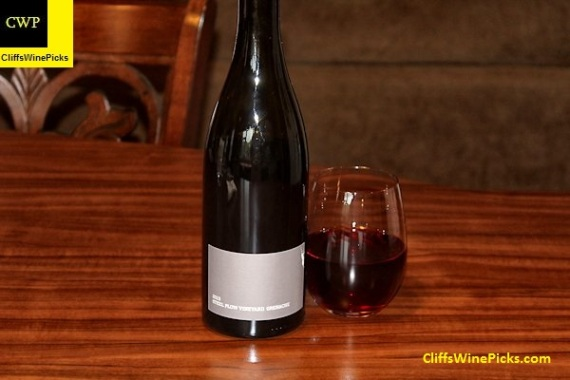 2013 Anthill Farms Grenache Steel Plow Vineyard