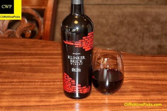 2014 Klinker Brick Zinfandel Old Vine