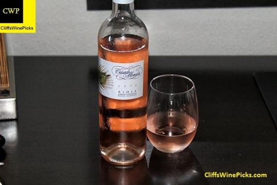 2016 Bodegas Casado Morales Rioja Rosado