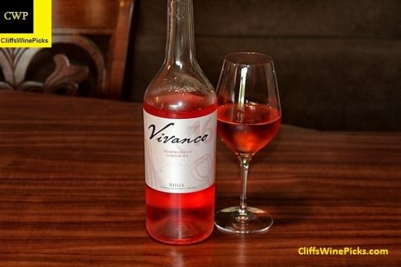 2016 Dinastía Vivanco Rioja Tempranillo-Garnacha Rosado