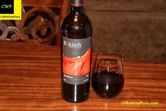 2012 Bokisch Vineyards Graciano Lodi