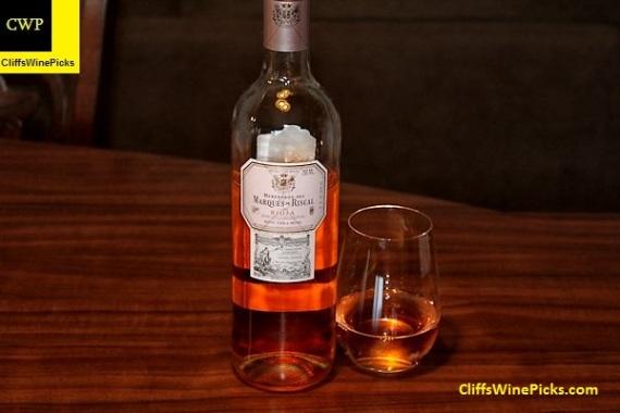 2015 Marqués de Riscal Rioja Rosado