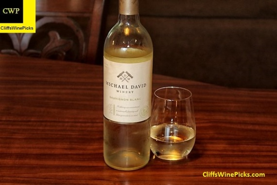 2015 Michael-David Vineyards Sauvignon Blanc