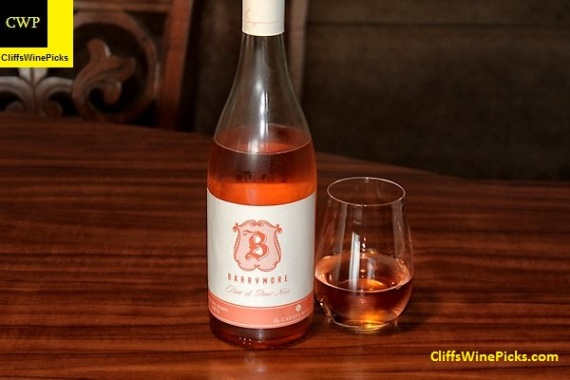 2016 Barrymore Rose Pinot Noir By Carmel Road