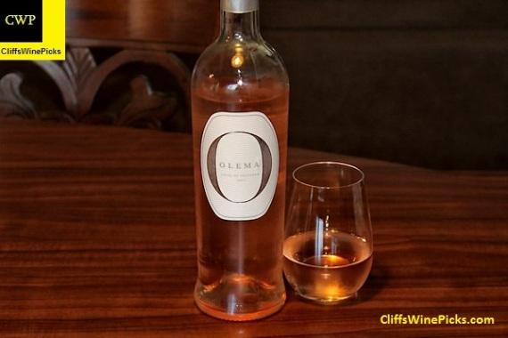 2016 Olema Côtes de Provence Rosé
