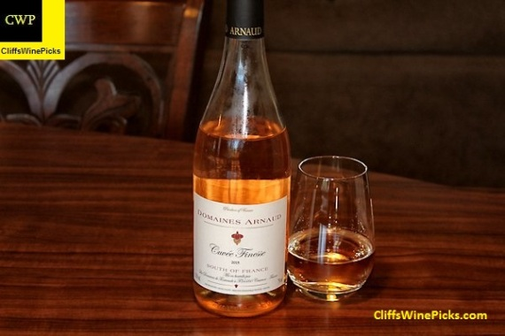 2015 Domaines Arnaud Cuvee Finesse South of France Rosé