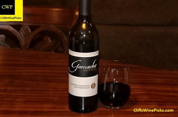 2009 Gamache Vintners Cabernet Sauvignon