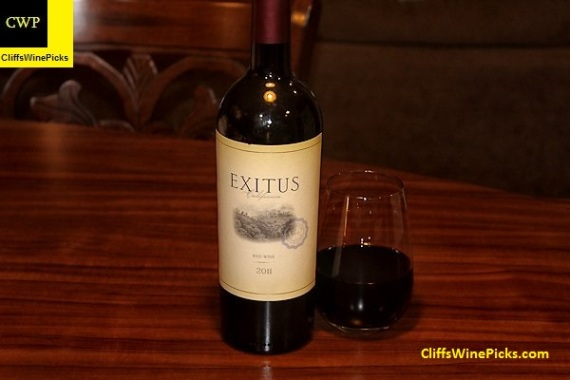 2011 Exitus Red Blend