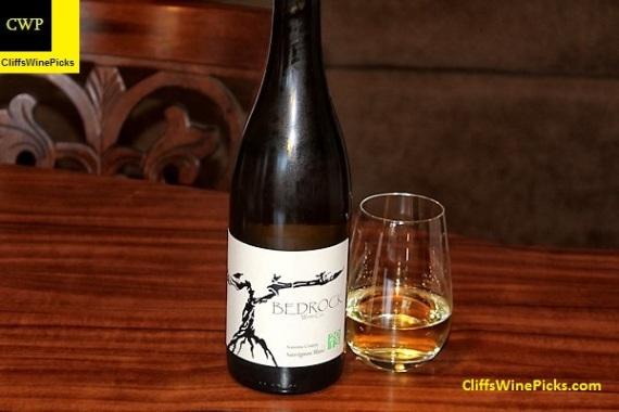 2013 Bedrock Wine Co. Sauvignon Blanc