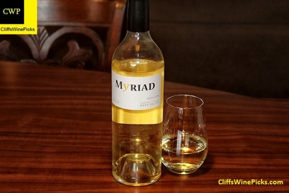 2013 Myriad Cellars Sémillon Tofanelli Vineyard