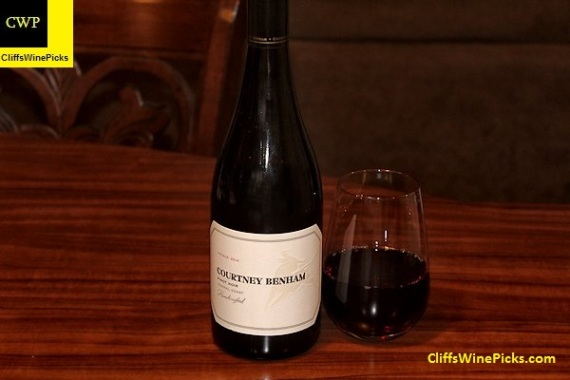 2014 Courtney Benham Pinot Noir Central Coast