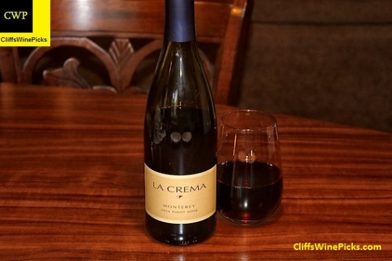 2014 La Crema Pinot Noir Monterey