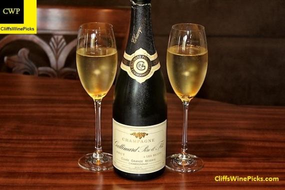 Gallimard Père et Fils Champagne Grande Réserve Chardonnay