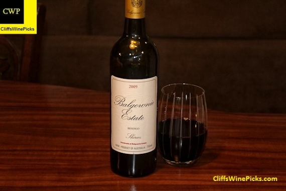 2009 Balgownie Estate Shiraz