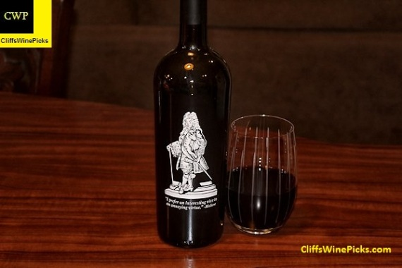 2011 Cypher Winery Monarchy