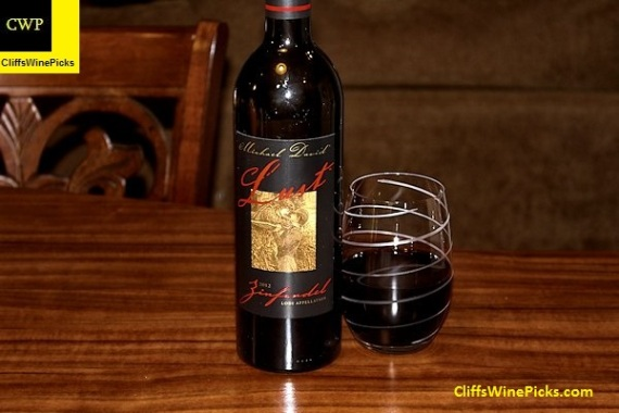 2012 Michael-David Vineyards Zinfandel Lust