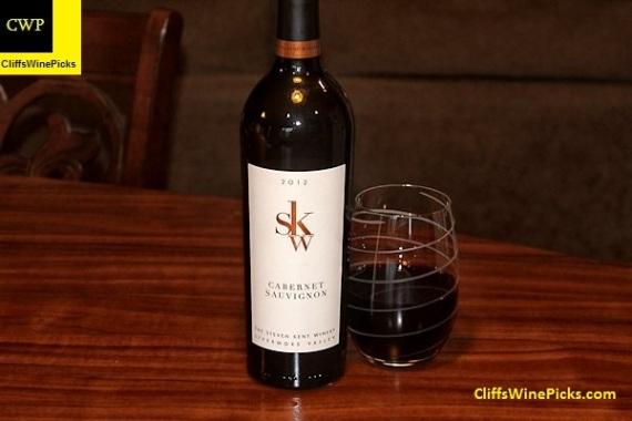 2012 Steven Kent Winery Cabernet Sauvignon