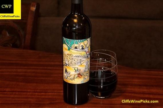 2013 Flora Springs Ghost Winery Red Wine