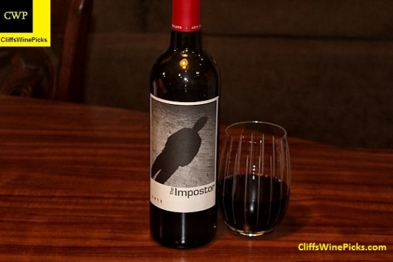 2013 JC Cellars The Impostor