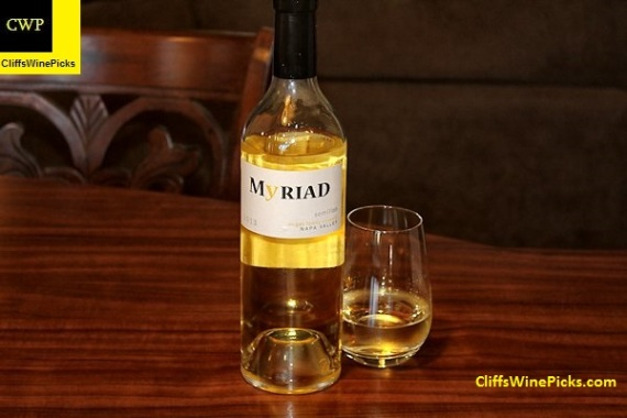 2013 Myriad Cellars Sémillon McGah Family Vineyard